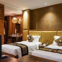 Bagan Landmark Hotel 4* Улучшенный номер с различными типами кроватей фото 2
