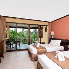 Отель Pinnacle Samui Resort 3* Стандартный номер с различными типами кроватей фото 6