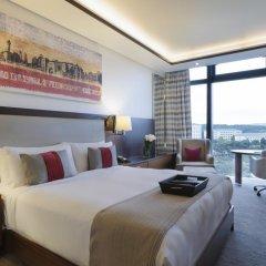 Отель Fairmont Baku at the Flame Towers 5* Люкс с двуспальной кроватью фото 3
