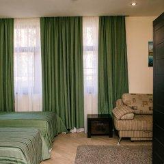 Аибга Отель 3* Улучшенный номер с разными типами кроватей фото 15