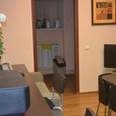Arbat City Hostel комната для гостей фото 4