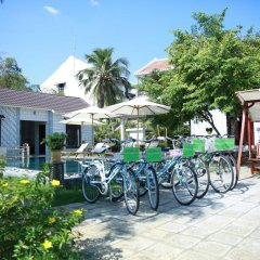 Отель Mr Tho Garden Villas спортивное сооружение