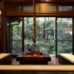 Отель Sanga Ryokan Минамиогуни интерьер отеля