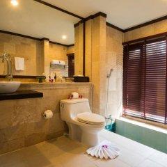 Отель Andaman White Beach Resort 4* Номер Делюкс с двуспальной кроватью фото 19