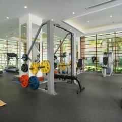 Отель Vinpearl Resort Nha Trang фитнесс-зал фото 2