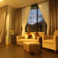Отель Saranya River House 2* Люкс с различными типами кроватей фото 7