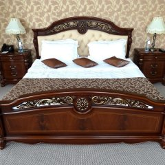 Гостиница Рамада Екатеринбург (Ramada Yekaterinburg) 5* Люкс Премиум с различными типами кроватей фото 2
