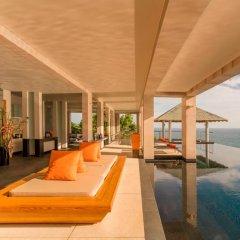 Отель Baan Paa Talee бассейн