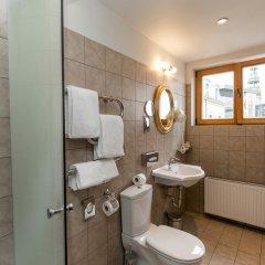 Hotel Justus 4* Улучшенный номер с различными типами кроватей фото 5