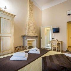 Отель Sognando Firenze 3* Стандартный номер с двуспальной кроватью фото 9
