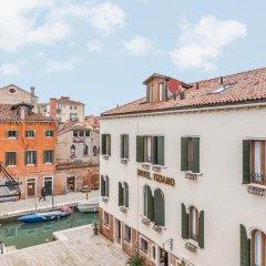 Отель Santa Marta Италия, Венеция - отзывы, цены и фото номеров - забронировать отель Santa Marta онлайн балкон