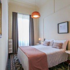Hotel D'Azeglio 2* Номер Комфорт с различными типами кроватей фото 2