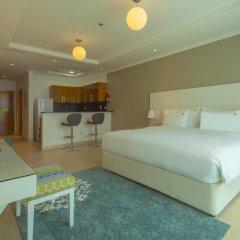 Отель Jannah Marina Bay Suites Студия с различными типами кроватей фото 3