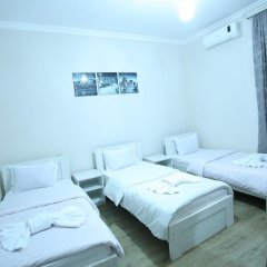 Hotel Zaira 3* Номер Комфорт с различными типами кроватей фото 6
