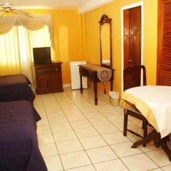 Hotel Ejecutivo Plaza Central Стандартный семейный номер с двуспальной кроватью фото 7