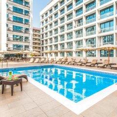 Golden Sands Hotel Apartments 3* Апартаменты с различными типами кроватей фото 7
