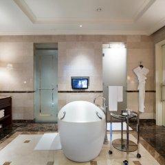 Лотте Отель Москва 5* Представительский люкс разные типы кроватей фото 4