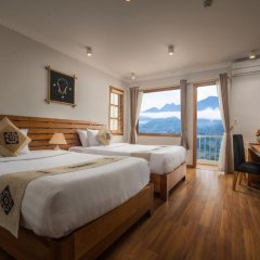 Sunny Mountain Hotel 4* Номер Делюкс с различными типами кроватей фото 20