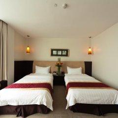 The Hanoi Club Hotel & Lake Palais Residences 4* Номер Делюкс разные типы кроватей фото 9