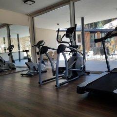 Отель Ferienwohnungen Christine Авеленго фитнесс-зал