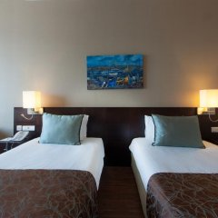 ISG Airport Hotel - Special Class 4* Номер Делюкс с разными типами кроватей фото 10
