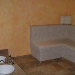 Отель Ferienzimmer im Oberharz ванная