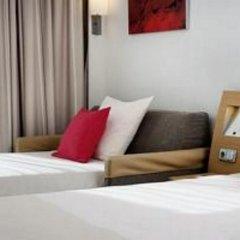 Отель Novotel Lyon Gerland Musée des Confluences 4* Улучшенный номер с различными типами кроватей фото 2