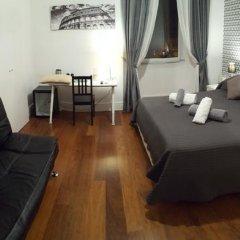 Отель Chez Alice Vatican Улучшенный номер с двуспальной кроватью фото 18