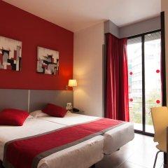 Отель Medicis Испания, Барселона - 8 отзывов об отеле, цены и фото номеров - забронировать отель Medicis онлайн комната для гостей фото 5