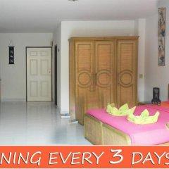 Апартаменты View Talay 1B Studio Апартаменты с различными типами кроватей фото 30