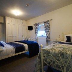 Отель Fifth Milestone Cottage - B&B 4* Стандартный номер с различными типами кроватей фото 7