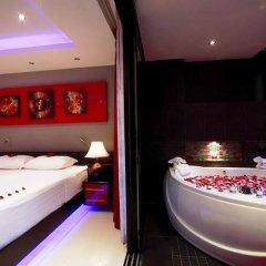 Отель Absolute Bangla Suites 4* Полулюкс с различными типами кроватей фото 4