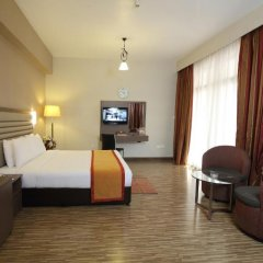 Florida International Hotel 2* Стандартный номер с двуспальной кроватью фото 20