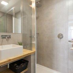 Отель Feels Like Home Rossio Prime Suites Лиссабон ванная