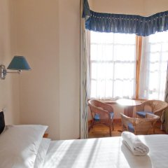 Отель The Victorian House 2* Стандартный номер с двуспальной кроватью фото 13