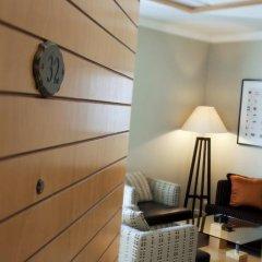 Отель Golden Prague Residence 4* Улучшенные апартаменты с различными типами кроватей фото 29