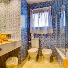 Отель SBH Fuerteventura Playa - All Inclusive 4* Стандартный номер разные типы кроватей фото 8