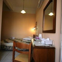 Mirabello Hotel 2* Стандартный номер с различными типами кроватей фото 3