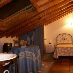 Hotel Rural El Adarve Мадеруэло в номере
