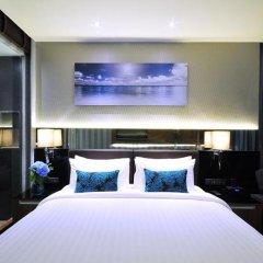 Отель The Continent Bangkok by Compass Hospitality 4* Представительский номер с различными типами кроватей фото 12