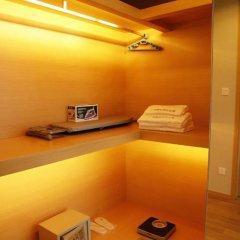 Отель Guangzhou HipHop Apartment Poly World Trade Branch Китай, Гуанчжоу - отзывы, цены и фото номеров - забронировать отель Guangzhou HipHop Apartment Poly World Trade Branch онлайн удобства в номере фото 2