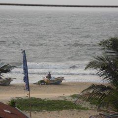 Отель Green Garden Ayurvedic Pavilion пляж фото 2