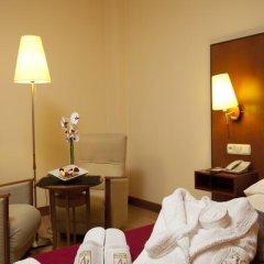 Отель Vincci Ciudad de Salamanca 4* Стандартный номер с различными типами кроватей фото 3
