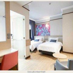Hotel Bencoolen@Hong Kong Street 4* Представительский номер с 2 отдельными кроватями фото 2