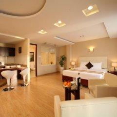 Fairy Bay Hotel 3* Люкс повышенной комфортности с разными типами кроватей