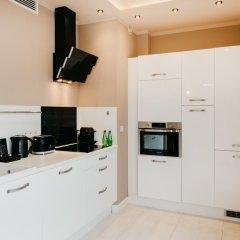Отель EXCLUSIVE Aparthotel Улучшенные апартаменты с различными типами кроватей фото 22
