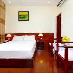 Nhi Trung Hotel комната для гостей фото 2