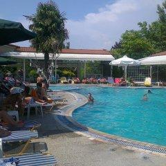 Отель Four Seasons Hotel Греция, Ферми - 1 отзыв об отеле, цены и фото номеров - забронировать отель Four Seasons Hotel онлайн бассейн фото 3