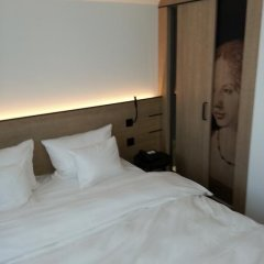 Sorat Hotel Saxx Nürnberg 3* Стандартный номер с различными типами кроватей фото 3