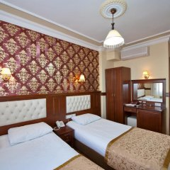 Отель Agan 3* Стандартный номер с различными типами кроватей фото 6